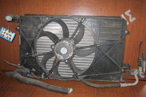 Seat Leon 2005-2012 1.4 βενζίνα,ψυγείο νερού και βεντιλατέρ
