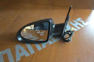 Audi A2 1999-2005 ηλεκτρικός καθρέπτης αριστερός μαύρος
