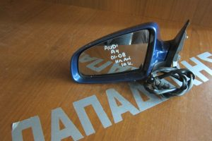 audi a4 2001 2008 ilektrika anaklinomenos kathreptis aristeros mple 10 kalodia 300x200 Audi A4 2001 2008 ηλεκτρικά ανακλινόμενος καθρέπτης αριστερός μπλε 10 καλώδια
