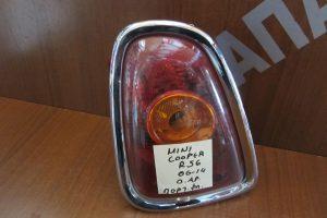 Mini Cooper R56 2006-2014 φανάρι πίσω αριστερό πορτοκαλί φλας
