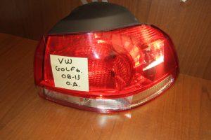 fanari piso vw golf 6 2008 2013 dexi 300x200 VW Golf 6 2008 2013 φανάρι πίσω δεξί