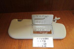 Hyundai Getz 2002-2010 αλεξήλιο δεξιό