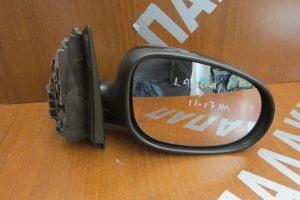 Lancia Y 2011-2017 ηλεκτρικός καθρέπτης δεξιός μαύρος