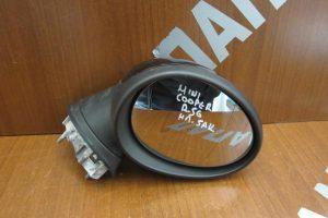 Mini Cooper R56 2006-2014 ηλεκτρικός καθρέπτης δεξιός μαύρος 5 ακίδες