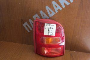 Nissan Micra K11 2001-2003 φανάρι πίσω αριστερό
