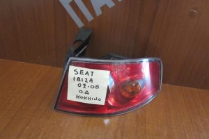 Seat Ibiza 2002-2008 φανάρι πίσω δεξιό κόκκινο