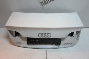 Audi A4 2008-2012 καπό πίσω άσπρο