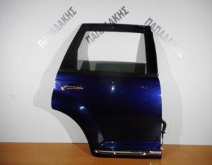 chrysler pt cruiser 2001 2010 porta piso dexia mple 300x234 Chrysler PT Cruiser 2001 2010 πόρτα πίσω δεξιά μπλε