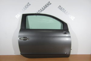 Fiat 500 2007-2016 πόρτα δεξιά δίπορτη γκρι σκούρο