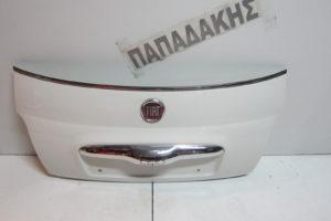 Fiat 500 2007-2016 καπό πίσω Cabrio άσπρο