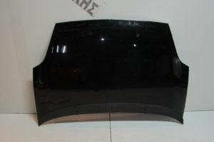 Fiat Grande Punto 2005-2012 καπό εμπρός μαύρο