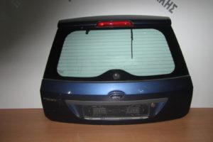 Ford Fiesta 2002-2008 πόρτα μπαγκάζ μπλε 3πορτο
