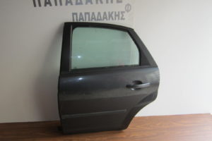 Ford Focus 2004-2008 πόρτα πίσω αριστερή γκρι 5θυρο