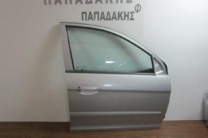 Kia Picanto 2004-2011 πόρτα εμπρός δεξιά ασημί