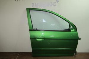 Kia Picanto 2004-2011 πόρτα εμπρός δεξιά πράσινη