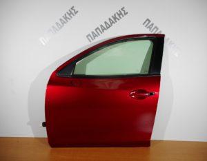 mazda 2 2014 2018 porta empros aristeri kokkini 300x234 Mazda 2 2014 2018 πόρτα εμπρός αριστερή κόκκινη