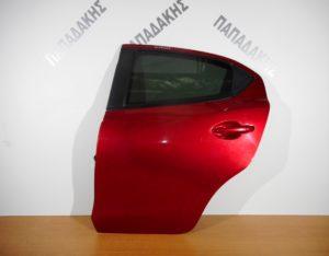 mazda 2 2014 2018 porta piso aristeri kokkini 300x234 Mazda 2 2014 2018 πόρτα πίσω αριστερή κόκκινη