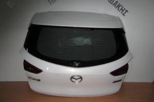mazda cx 3 2015 2017 porta mpagkaz aspri 300x200 Mazda CX 3 2015 2017 πόρτα μπαγκάζ άσπρη