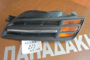 nissan micra k12 2003 2005 maska aristeri 300x200 Nissan Micra K12 2003 2005 μάσκα αριστερή