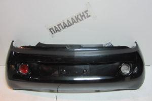 Opel Adam 2013-2017 προφυλακτήρας πίσω μαύρος