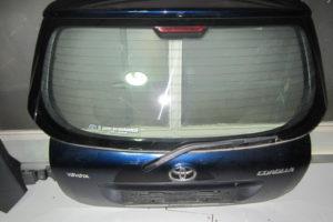 Toyota Corolla 2002-2006 πόρτα μπαγκάζ μπλε
