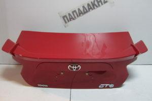 toyota gt 86 2012 2018 kapo piso kokkino 300x200 Toyota GT 86 2012 2018 καπό πίσω κόκκινο