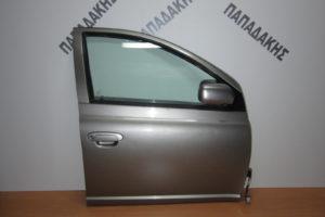 toyota yaris 2004 2006 porta empros dexia asimi skoyro 300x200 Toyota Yaris 2004 2006 πόρτα εμπρός δεξιά ασημί σκούρο