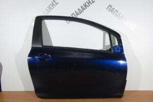 Toyota Yaris 2006-2011 πόρτα δεξιά δίπορτη μπλε