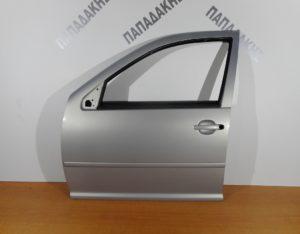 VW Golf 4 1998-2004/VW Bora 1998-2005 πόρτα εμπρός αριστερή ασημί