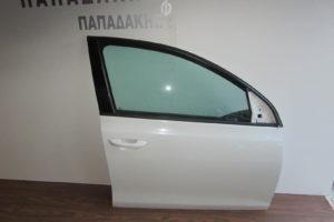 vw golf 6 2008 2013 porta empros dexia aspri 300x200 VW Golf 6 2008 2013 πόρτα εμπρός δεξιά άσπρη