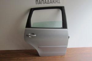 vw polo 2002 2009 porta piso dexia asimi vafomeni fasa 300x200 VW Polo 2002 2009 πόρτα πίσω δεξιά ασημί βαφόμενη φάσα