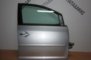 VW Touran 2003-2010 πόρτα εμπρός δεξιά ασημί
