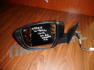 nissan x trail 2014 2017 kathreptis aristeros ilektrikos anaklinomenos 13 kalodia kamera mayros 300x225 Nissan X Trail 2014 2017 καθρέπτης αριστερός ηλεκτρικός ανακλινόμενος 13 καλώδια κάμερα μαύρος