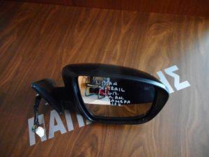 nissan x trail 2014 2017 kathreptis dexios ilektrika anaklinomenos 13 kalodia mayros 300x225 Nissan X Trail 2014 2017 καθρέπτης δεξιός ηλεκτρικά ανακλινόμενος 13 καλώδια μαύρος