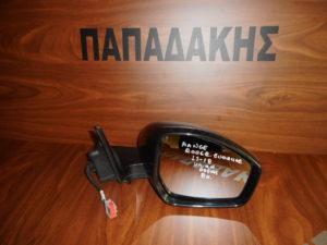 Range Rover Evoque 2015-2018 καθρέπτης ηλεκτρικός ανακλινόμενος φως ασφαλείας 8 καλώδια γκρι