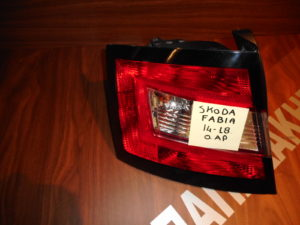 Skoda Fabia 2014-2018 φανάρι πίσω αριστερό