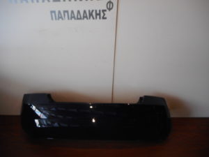 Skoda Fabia 2014-2018 προφυλακτήρας πίσω μπλε σκούρο με αισθητήρες