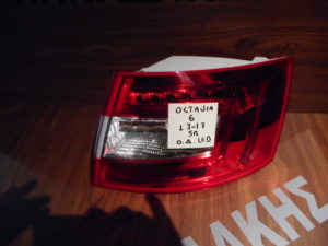 skoda octavia 6 2013 2017 fanari piso dexi 5porto led 300x225 Skoda Octavia 6 2013 2017 φανάρι πίσω δεξί 5πορτο LED
