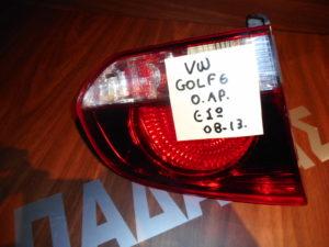 vw golf 6 2008 2013 fanari piso aristero esoteriko fime 300x225 VW Golf 6 2008 2013 φανάρι πίσω αριστερό εσωτερικό φιμέ