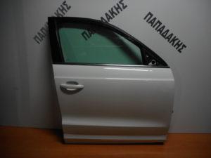 Audi Q3 2011-2017 πόρτα εμπρός δεξιά άσπρη