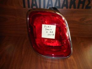 fiat 500x 2014 2017 fanari piso aristero 300x225 Fiat 500X 2014 2017 φανάρι πίσω αριστερό