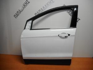 Ford Kuga 2012-2018 πόρτα εμπρός αριστερή άσπρη
