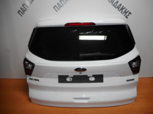 Ford Kuga 2016-2018 πόρτα πίσω άσπρη (μπαγκάζ)