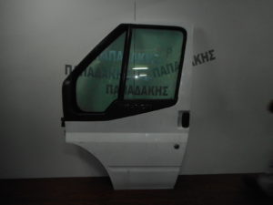 Ford Transit 2006-2013 πόρτα εμπρός αριστερή άσπρη