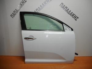 Kia Sportage 2010-2016 πόρτα εμπρός δεξιά άσπρη