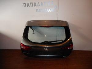Nissan Qashqai 2013-2017 οπίσθια πόρτα γκρι (μπαγκάζ)