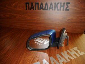 Opel Karl 2015-2018 ηλεκτρικός καθρέπτης αριστερός μπλε