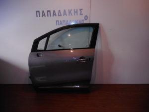 Renault Captur 2013-2018 πόρτα εμπρός αριστερή γκρι