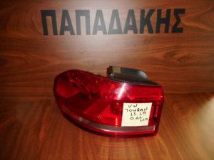VW Touran 2015-2018 φανάρι πίσω αριστερό LED