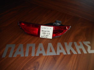 lancia musa 2008 2012 fanari piso profylaktira piso aristero 300x225 Lancia Musa 2008 2012 φανάρι πίσω προφυλακτήρα πίσω αριστερό